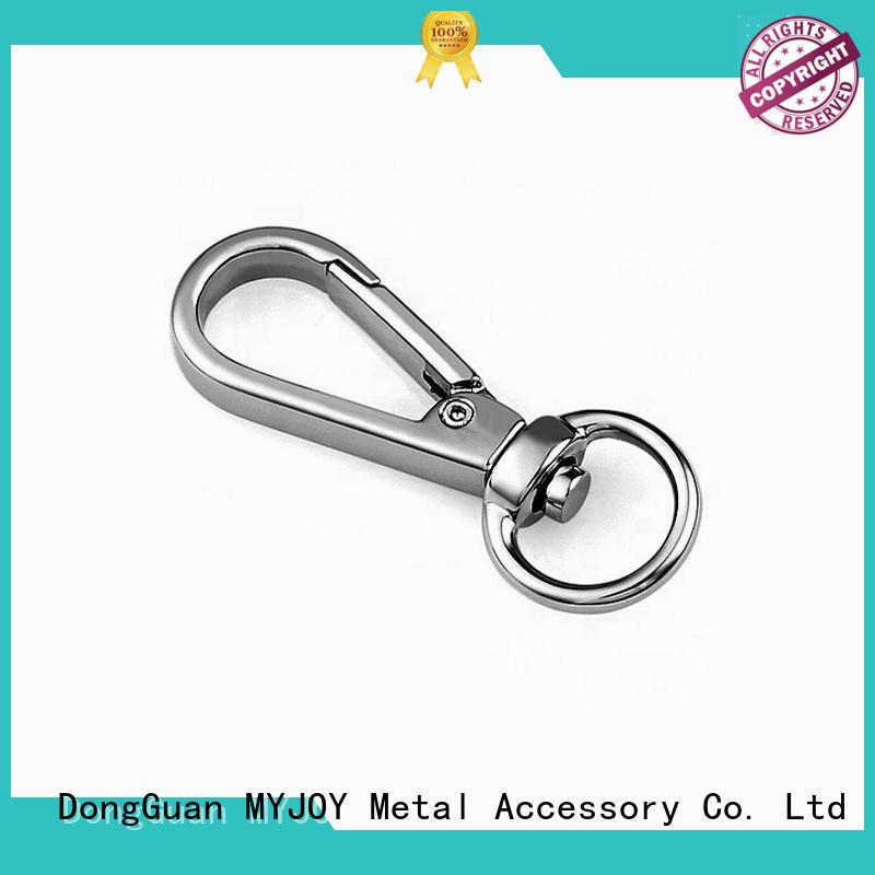 MYJOY Top trigger snap hook company for high-end handbag