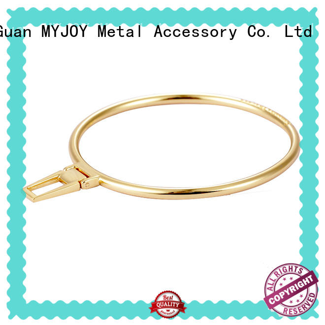 love metal labels for handbags gold for trader MYJOY