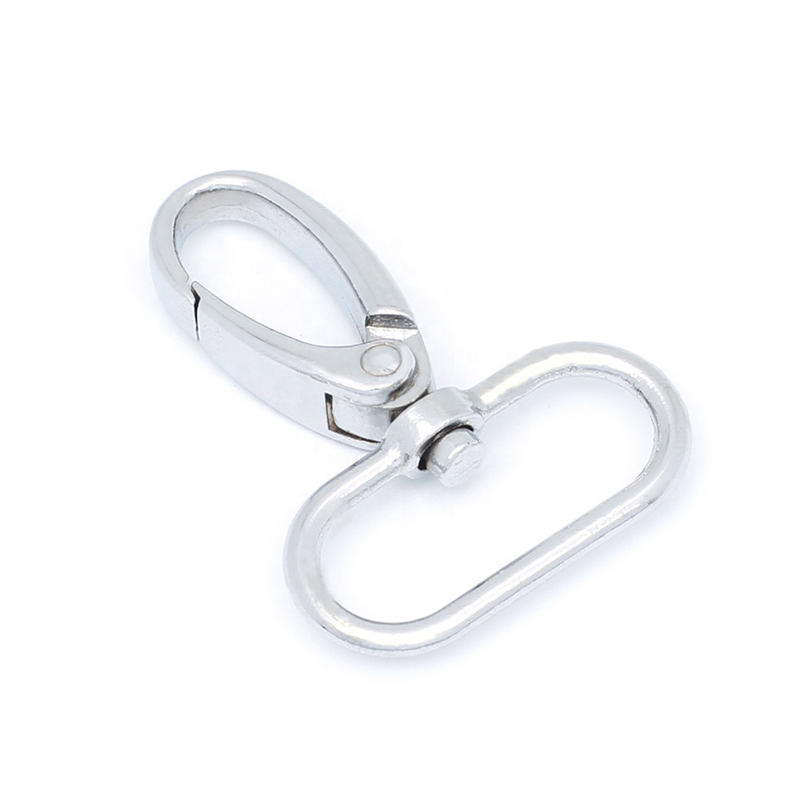 Custom bag accessories metal bag hook swivel  snap hook