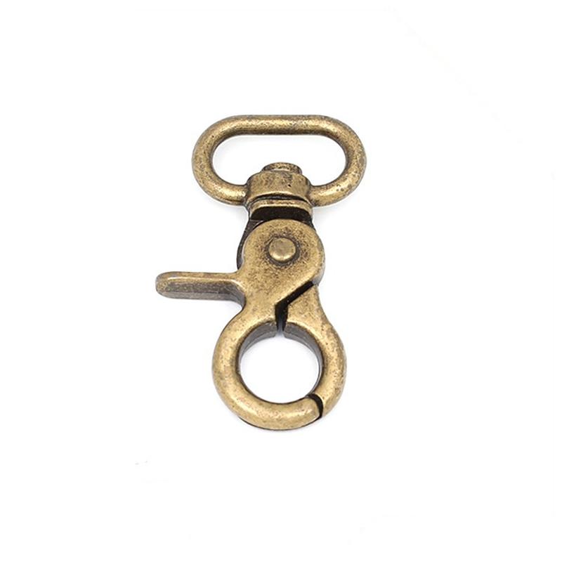 Custom swivel hooks for handbags hardware company for high-end handbag-2