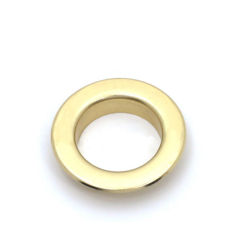 21 mm metal eyelet for handbag accessories curtain eyelet ring small brass eyelet