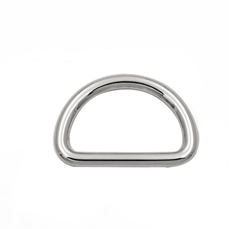 D ring Nickle -Free for handbag hardware
