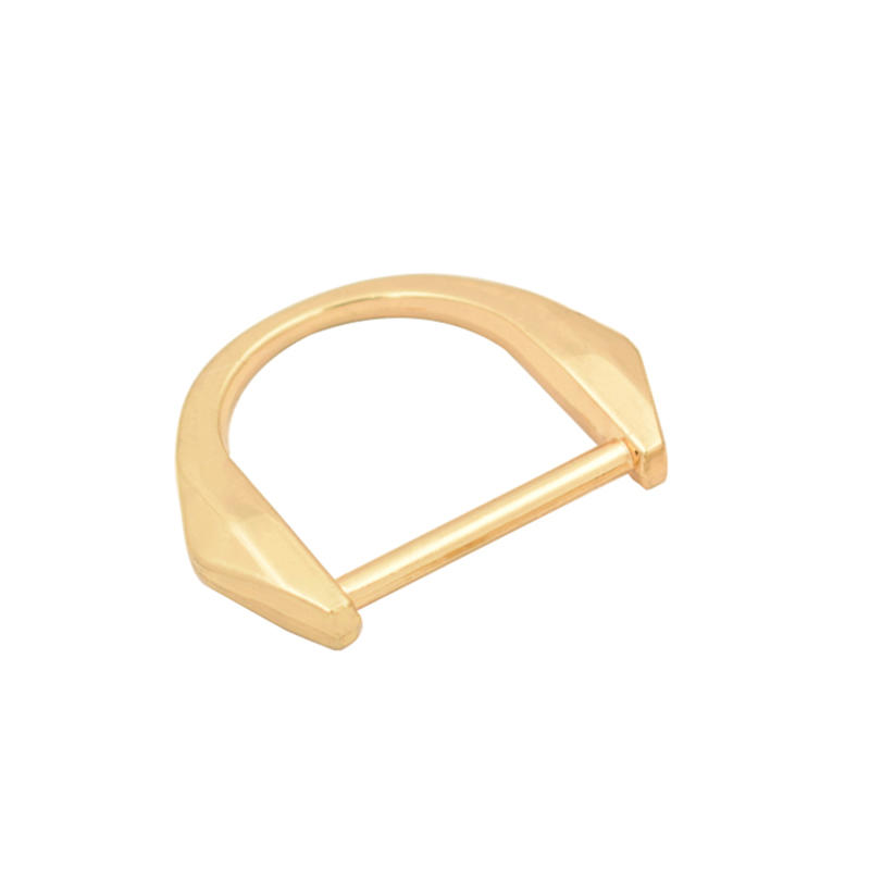 18.1 mm * 17.9 mm Special-shaped fashion individuality D Ring Buckle