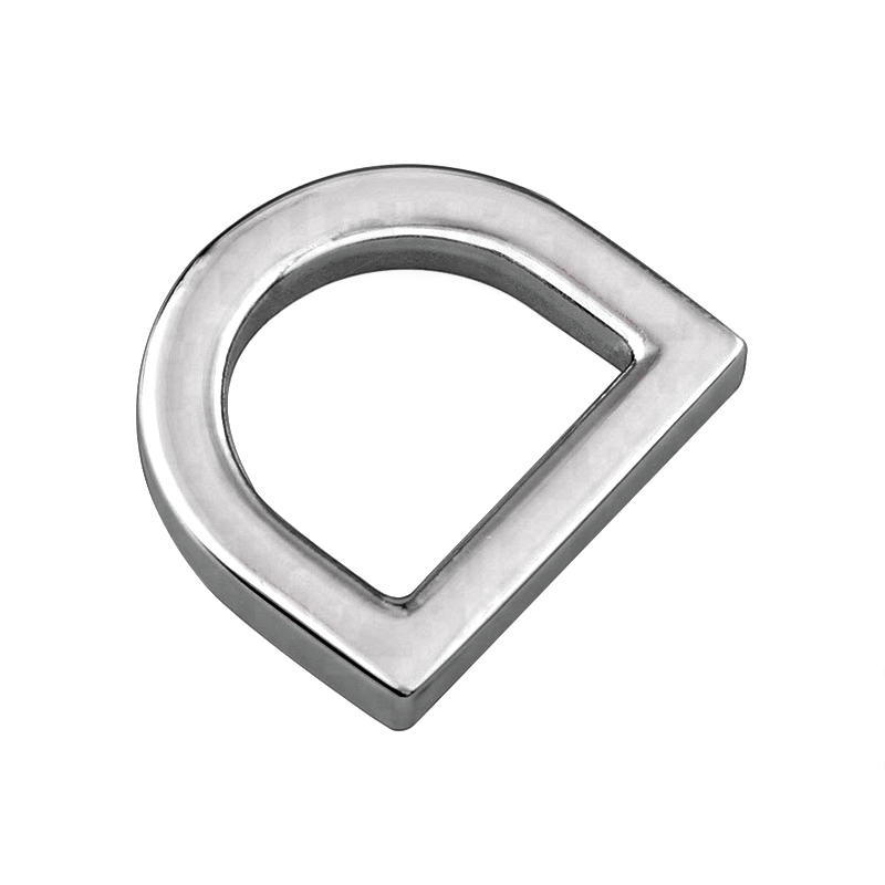 25 mm Small zinc alloy  D ring