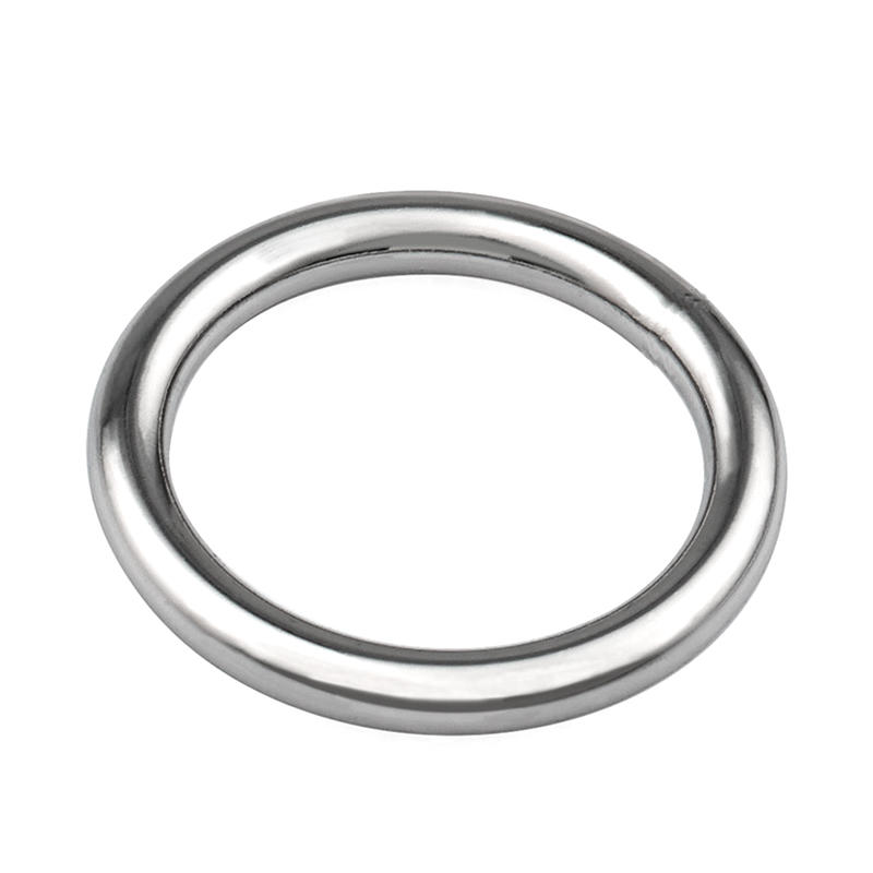 23.5 mm zinc alloy o round ring