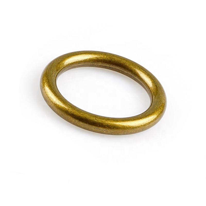 28 mm Antique Brass zinc alloy o ring