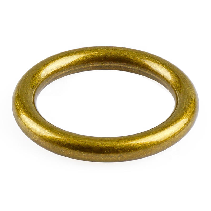 28 mm Antique Brass zinc alloy o ring