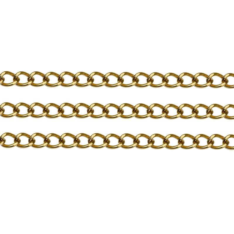 10 mm* 2 mm  fetus chain for handbag