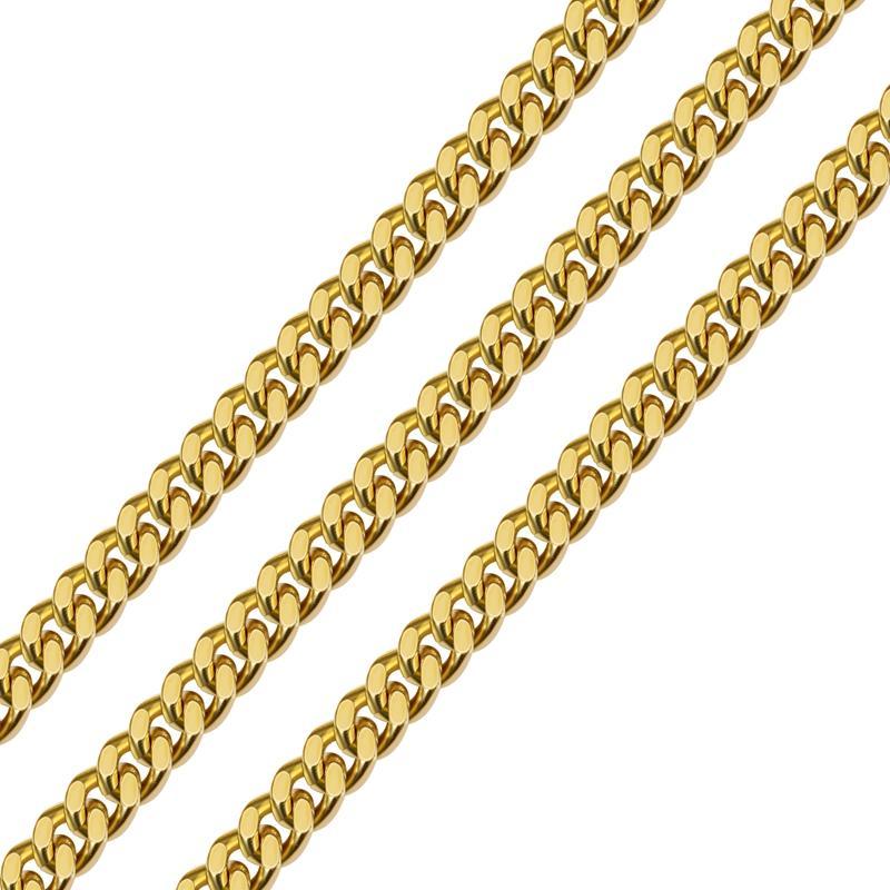 Gold handbag chain