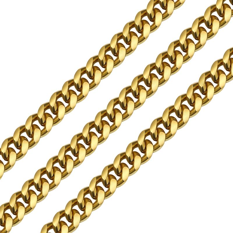 Gold handbag chain