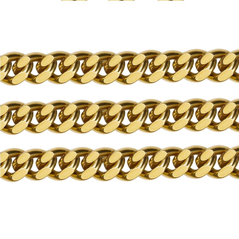 Gold chain forhandbag