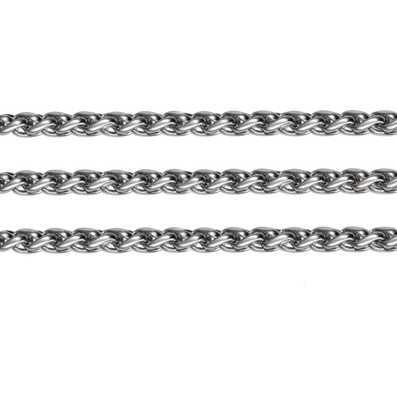 Nickle chain for bag