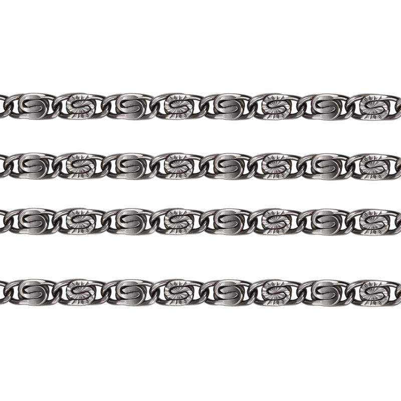 Unplated Nickle chain