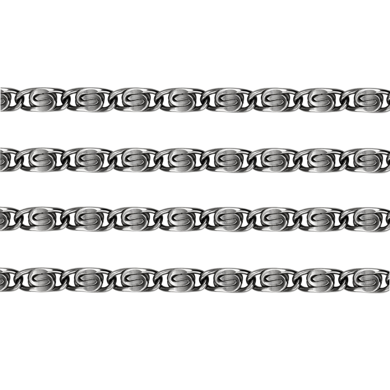 Custom handbag chain zinc for business for bags-2