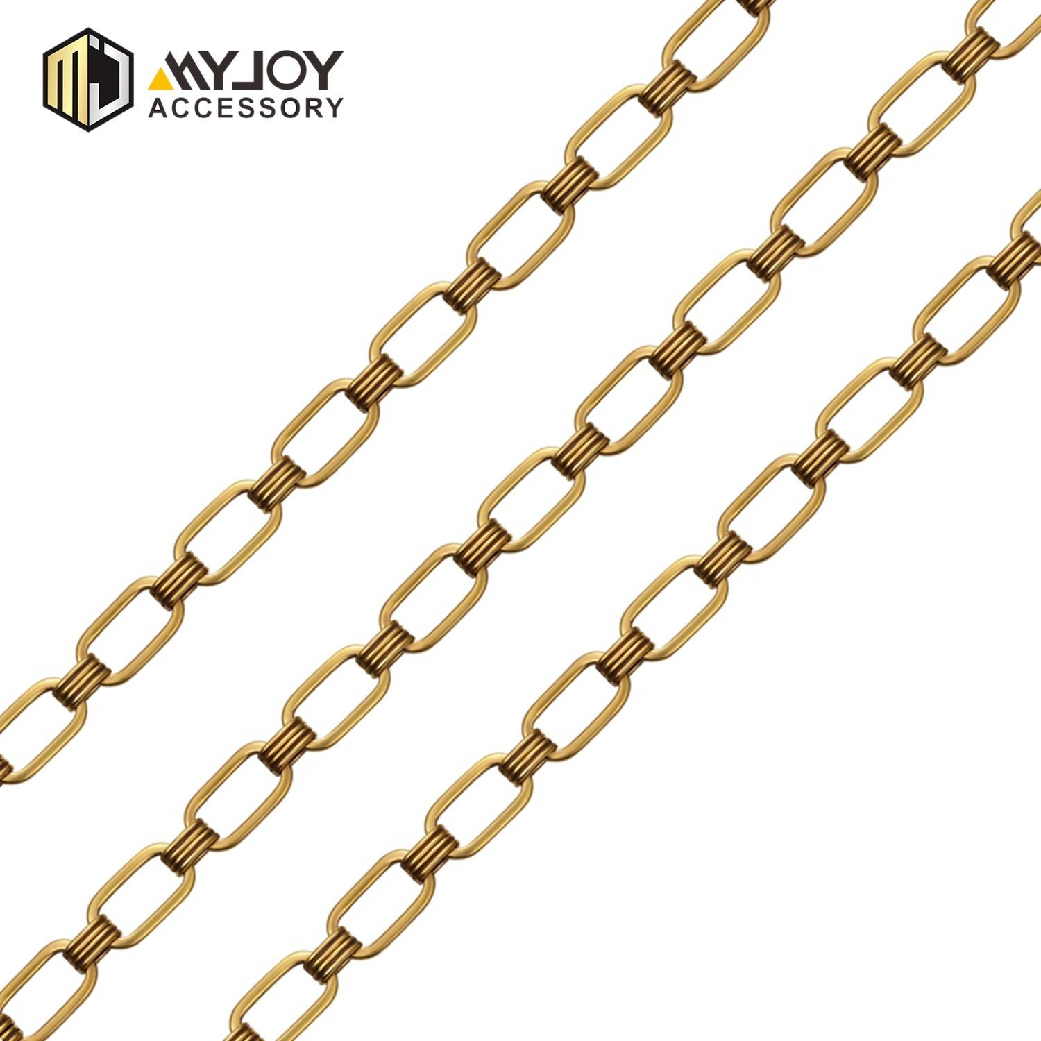 MYJOY High-quality chain strap supply for bags