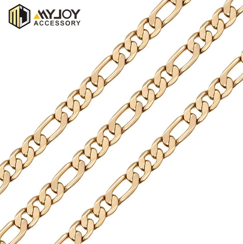 handbag chain garment metal chain in brass & aluminum & stainless steel material metal accessories factory  round metal chain