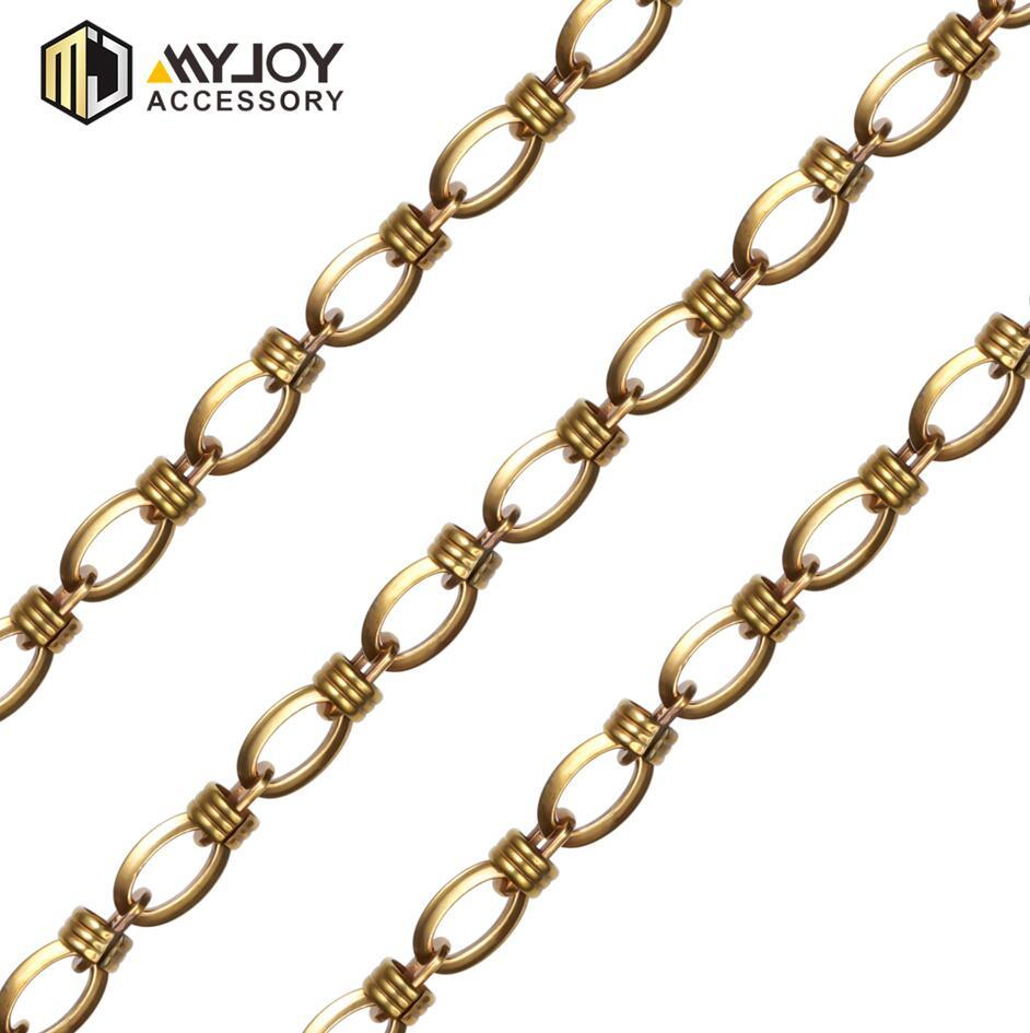 METAL PLAT CHAIN  in brass & aluminum & stainless steel material metal accessories factory