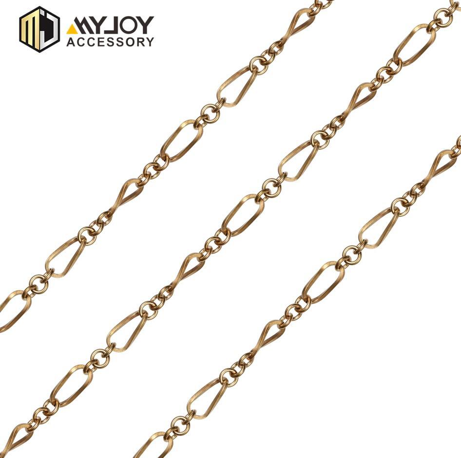 metal chain double clip pet dog  in brass & aluminum & stainless steel material metal accessories factory