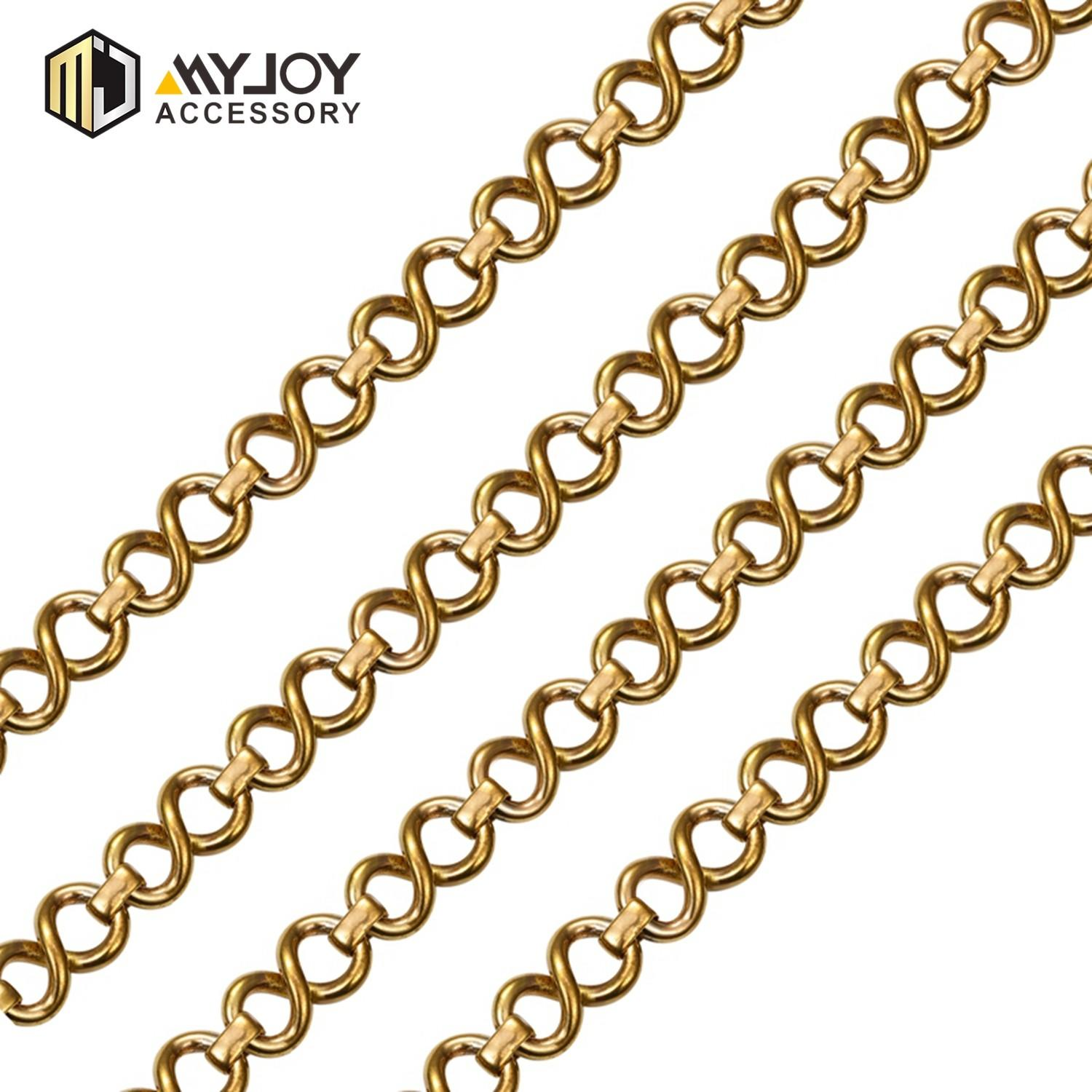 MYJOY Latest strap chain Supply for handbag