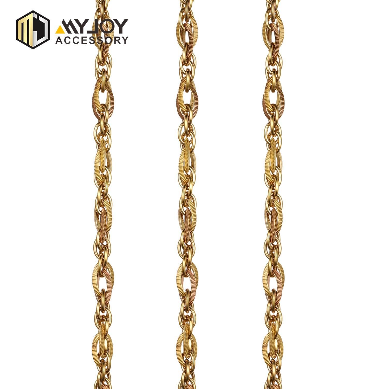 MYJOY gold handbag chain strap company for handbag