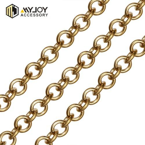 High quality round metal chain Myjoy in different material