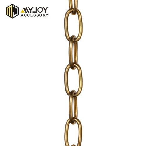 brass  material round metal chain