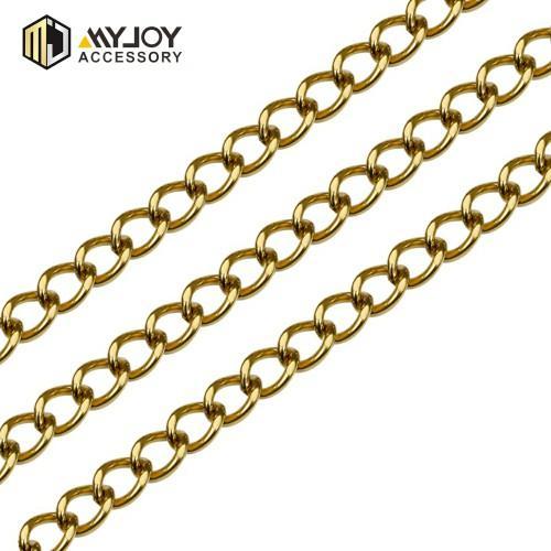 high quality metal  twist chain myjoy