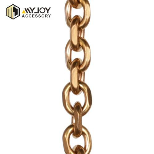 metal round chain myjoy in brass  material
