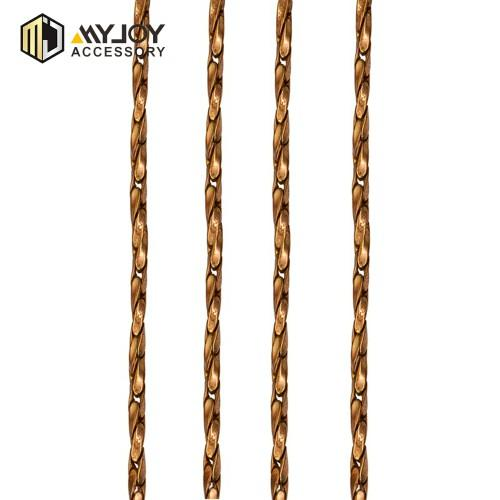 metal chains for purses  myjoy in brass material
