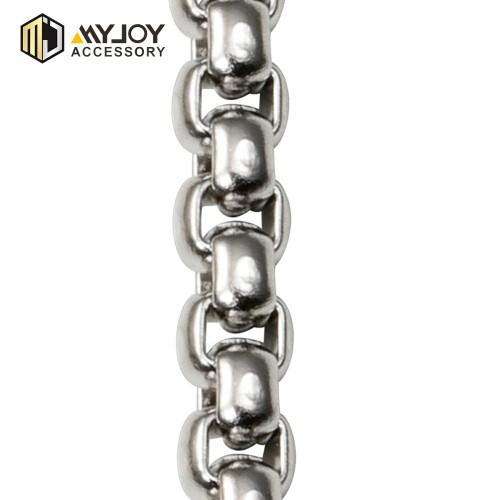 metal chain buckle men shoes  in brass & aluminum & stainless steel material metal accessories factory