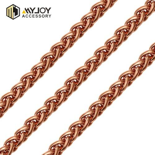 twist chain in three different material MYJOY