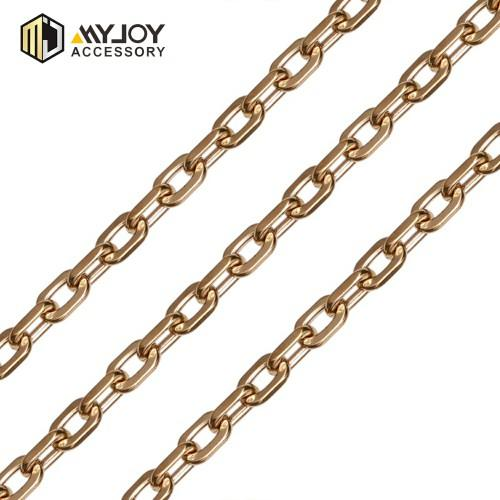 Grind chain in brass stainles steel material myjoy