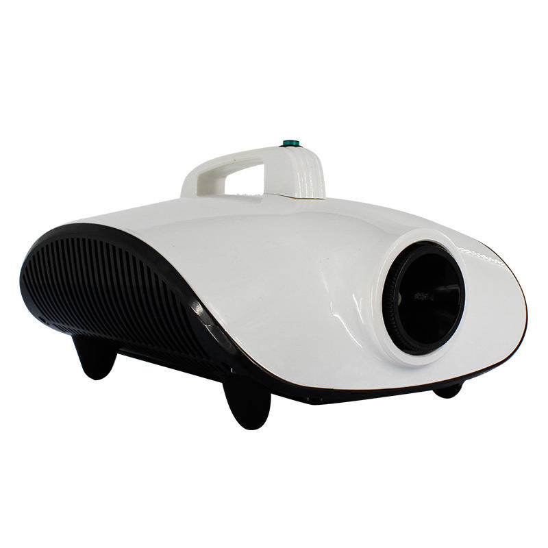 Hot Sale Portable Atomization Sterilizer Kill Virus Remove Peculiar Smell 1500W Fog Machine Good Use For Car Room Office