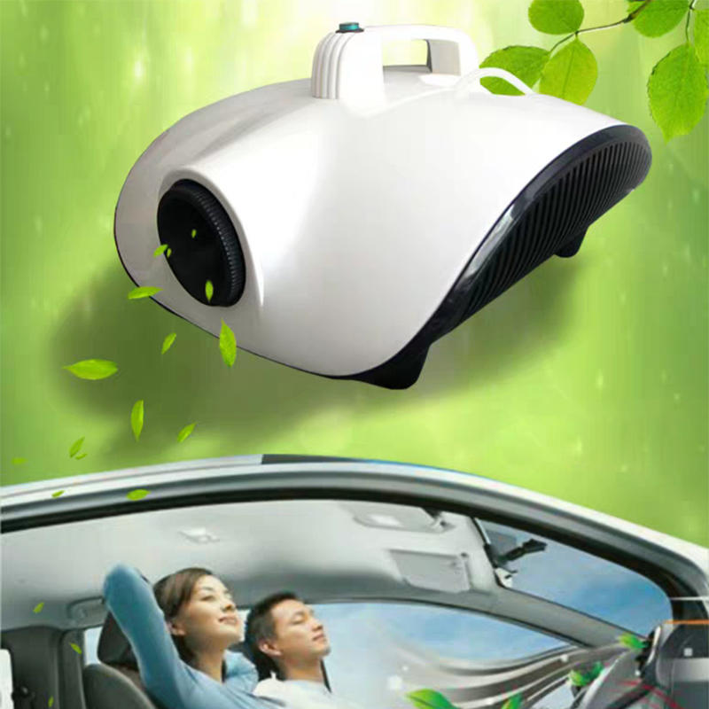 Hot Sale Portable Atomization Sterilizer Kill Virus Remove Peculiar Smell 1500W Fog Machine Good Use For Car Room Office