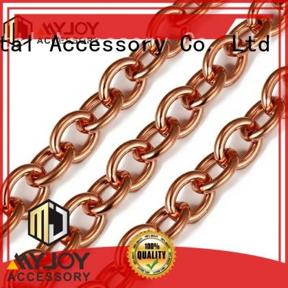 MYJOY Custom handbag chain for sale for purses