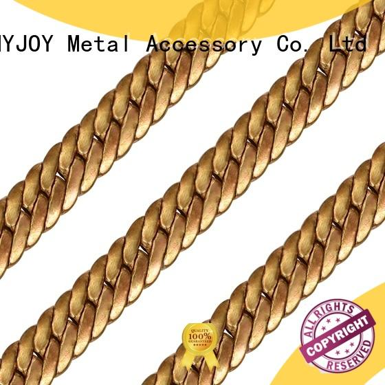 MYJOY gold bag chain company for bags