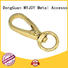 Wholesale dog leash clasp industrial for business for high-end bag