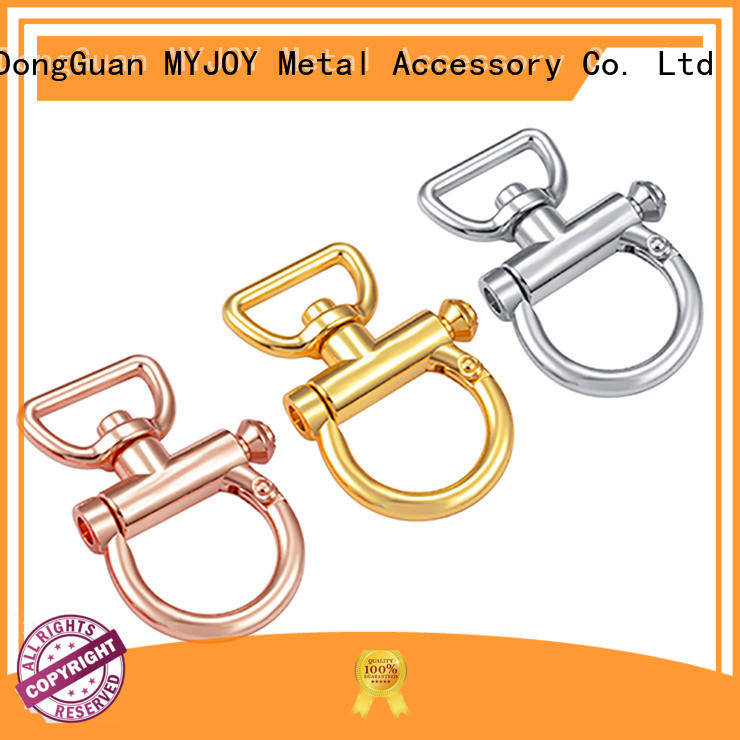 MYJOY High-quality trigger snap hook factory for high-end handbag