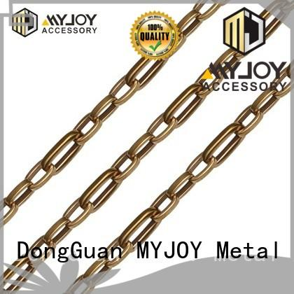 MYJOY color chain strap company for bags