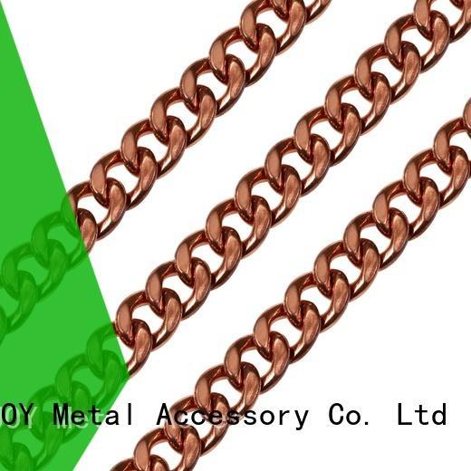 MYJOY zinc bag chain factory for handbag