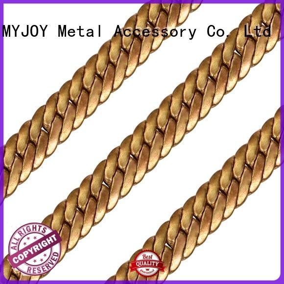 Metal purse chain embryo supplier