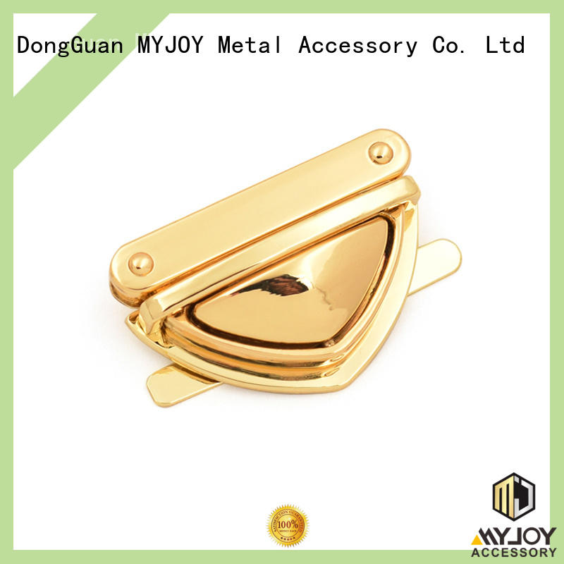 MYJOY New bag turn lock manufacturers for purses