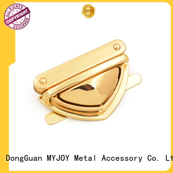 Best twist turn lock quality suppliers for bags