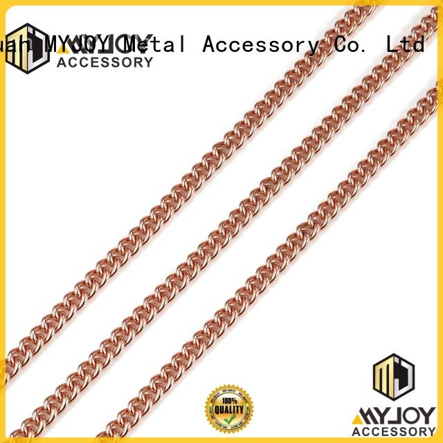 MYJOY gold handbag chain strap factory for bags