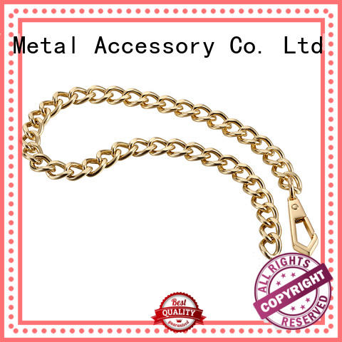 Latest handbag chain alloy supply for handbag