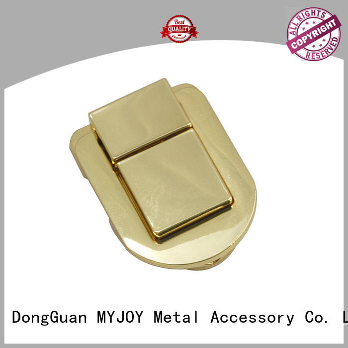 MYJOY Latest handbag twist lock for sale for purses