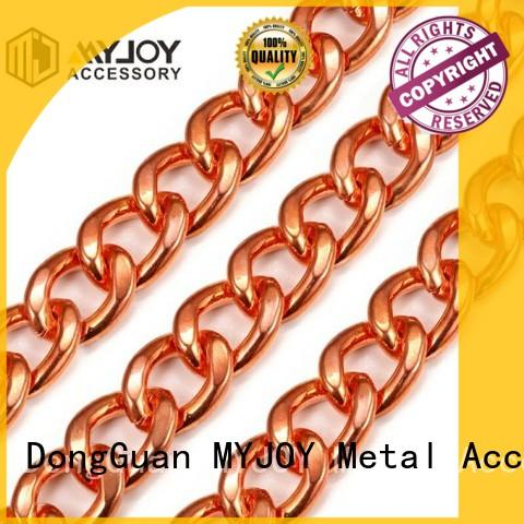 MYJOY chains handbag chain strap company for handbag