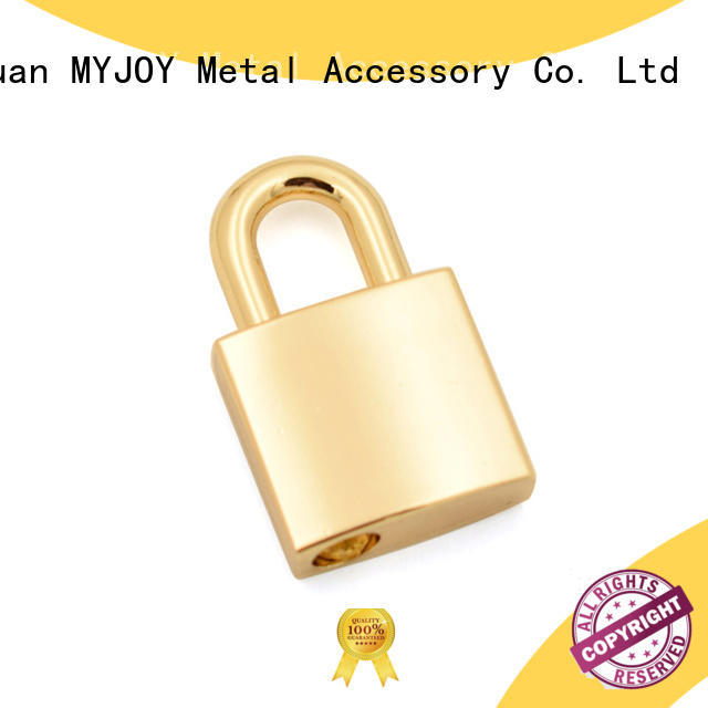 MYJOY design twist turn lock suppliers for purses