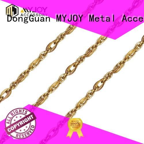 MYJOY vogue handbag chain strap company for purses
