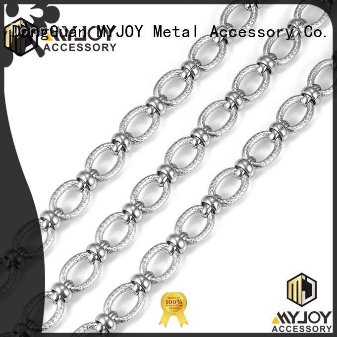 MYJOY Top handbag strap chain factory for handbag